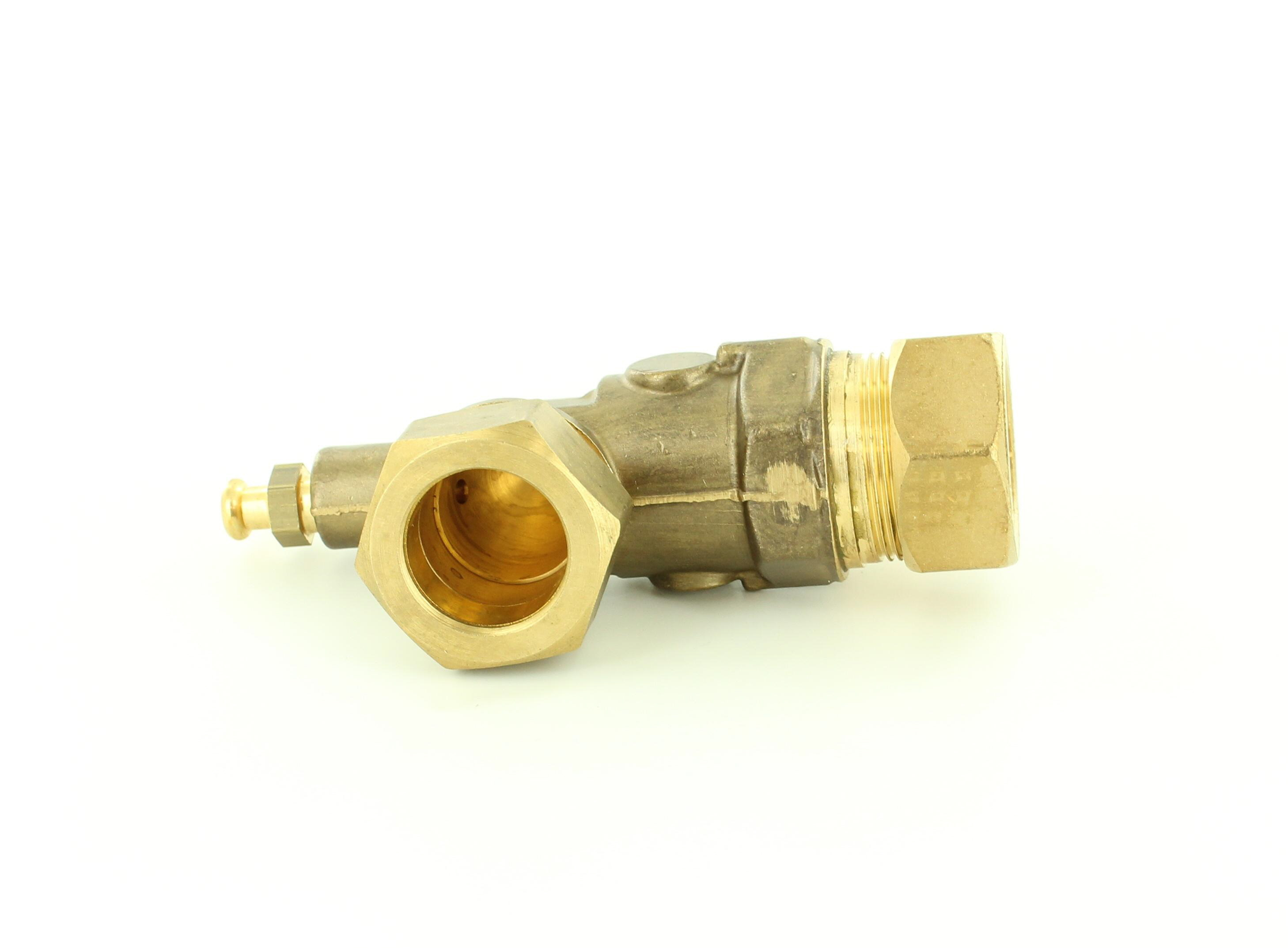 Vaillant Central Heating Service Valve Complete - Smarter Components