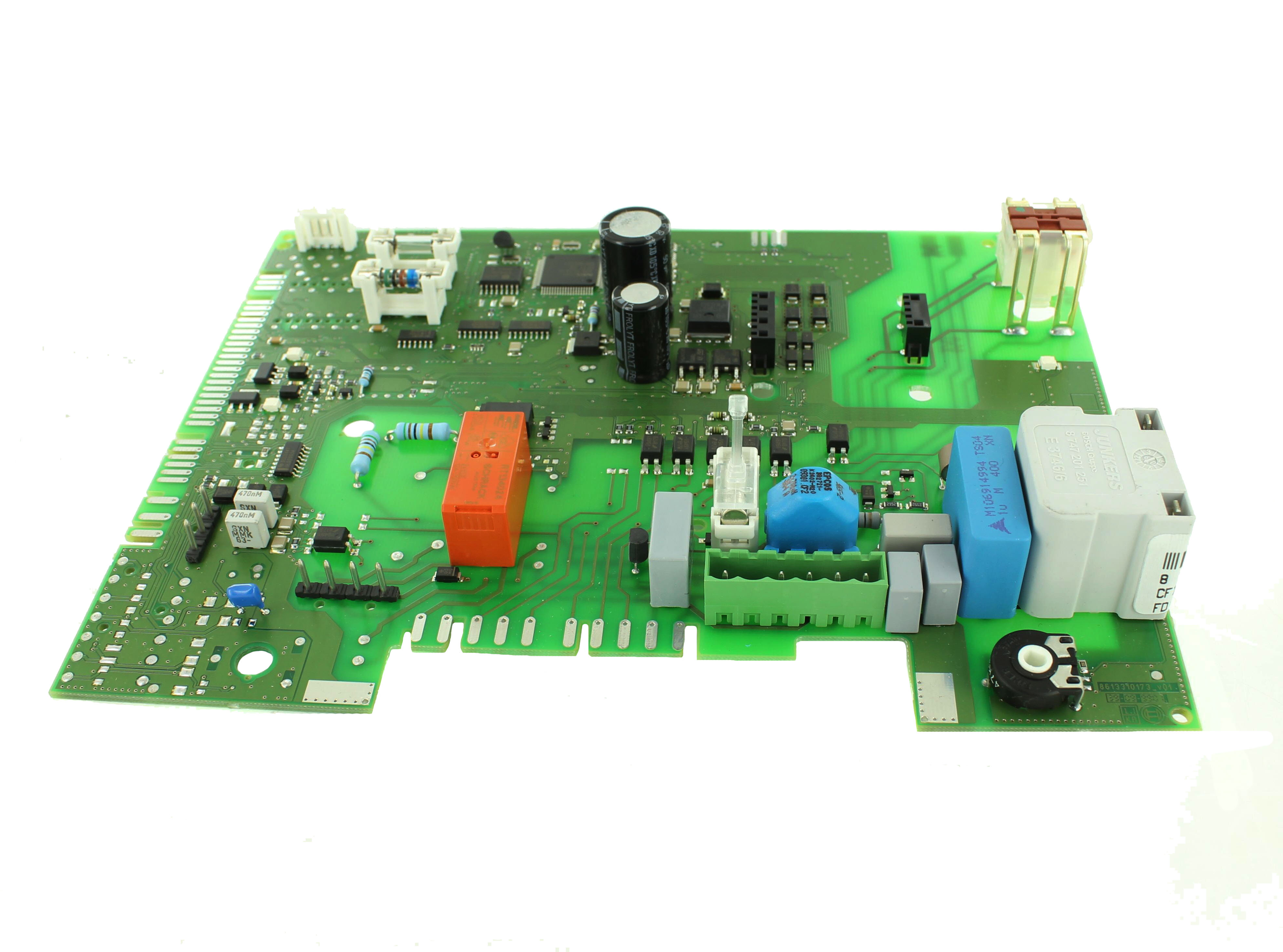 Worcester Printed Circuit Board Smarter Components Card